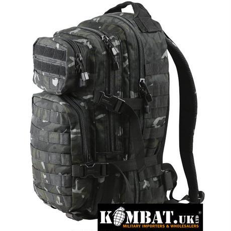 Kombat.UK スモールモールアサルトパック 28L BTP Blackリュックサック バックパック