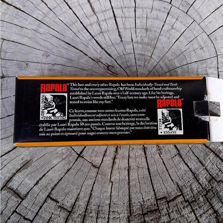 Rapala Rattlin' ラトリンラパラ スペシャル  カウントダウン CD-9 00409 9cm