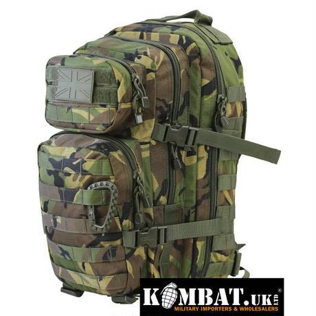 Kombat.UK スモールモールアサルトパック 28L DPM リュックサック バックパック
