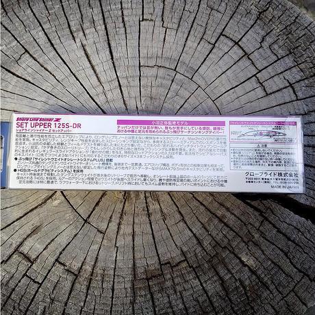 【DAIWA】 ダイワ ショアラインシャイナーZ セットアッパー 125S-DR パールチャートギーゴ ルアー