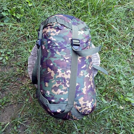 DDHammocks DD Jura 2 - Sleeping Bag スリーピングバッグ MC マルチカモ DDハンモックス社 寝袋 シュラフ