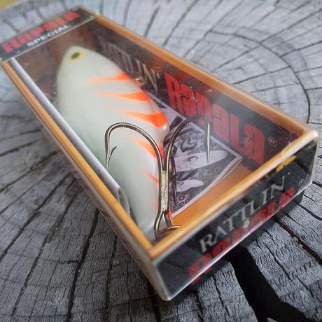 Rapala Rattlin' ラトリンラパラ スペシャル RNR08-CG 8cm