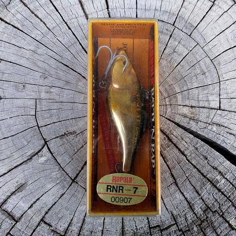 Rapala Rattlin' ラトリンラパラ RNR-7-G 00907 7cm