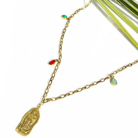 Goddess long necklaces