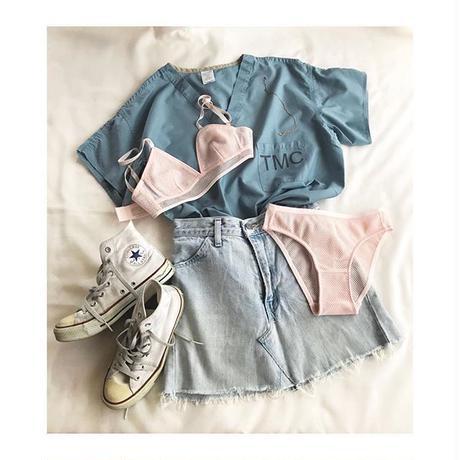 Net  Tulle   shorts