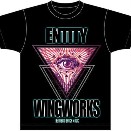 「ENTITY」Tシャツ
