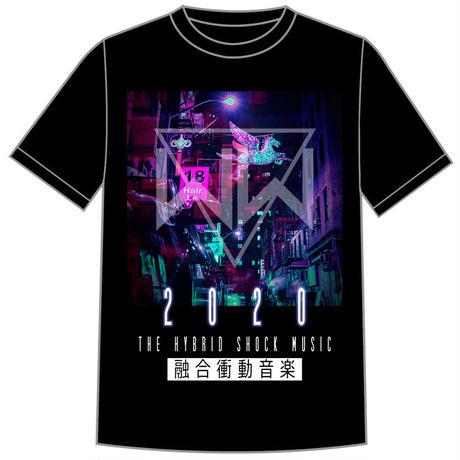 【応援SALE!】「WING WORKS 2020」Tシャツ