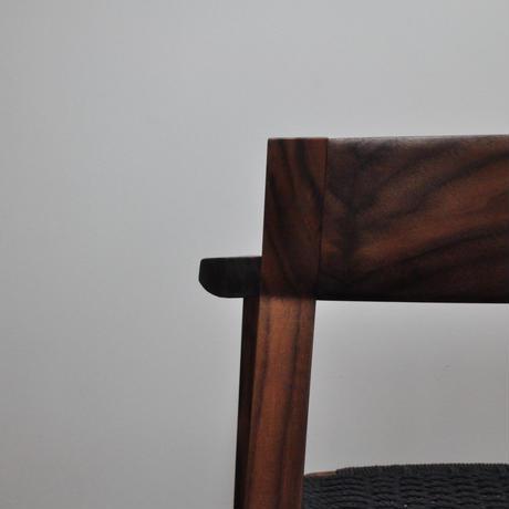 pit chair - ウォールナット -