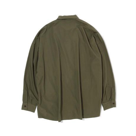 Cotton Polyester Plain Weave Big Shirt