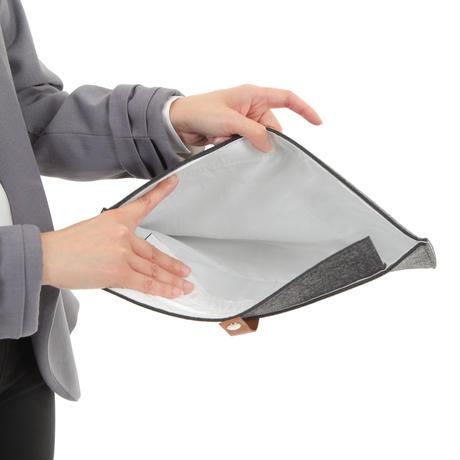 【衝撃吸収 スリーブケース】ノートパソコン ケース MacBook Air/MacBook Pro Reina 13インチ / ラップトップ/ウルトラブック フェルト ブラック