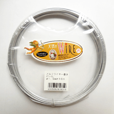 天使のワイヤー(1.0mm/10m)《全3色》