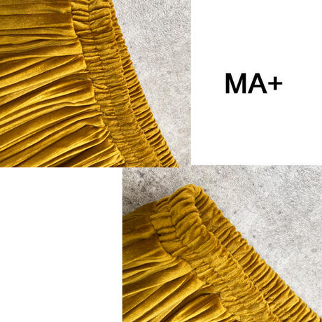 ◆即納◆値下げ!ベロアプリーツスカート ma043