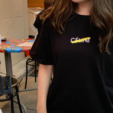 ◆即納◆パロディーTシャツ CL  刺繍ロゴ ma03