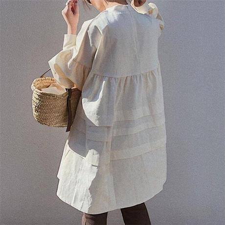 ★soldout★ミニスカート フリルワンピース ma013