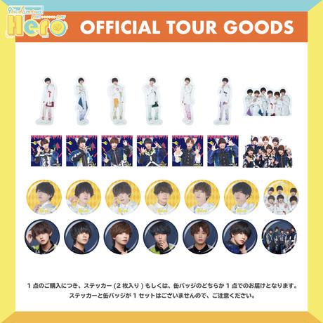 【Live tour 2020-2021 ~Hero~】ガチャガチャ(ランダム)
