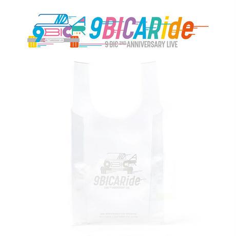 【9bic 2nd Anniversary Live -9BICARide-】クリアトートバッグ