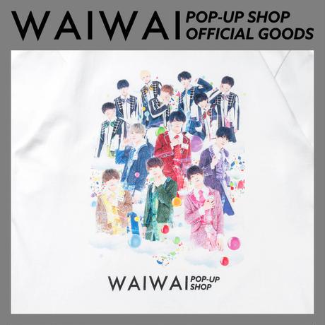 【WAIWAI POP-UP SHOP OFFICIAL GOODS】T-shirts
