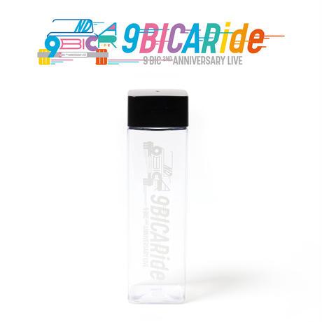 【9bic 2nd Anniversary Live -9BICARide-】クリアタンブラー