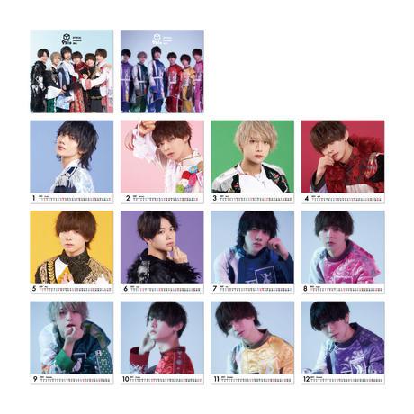 【9bic 1'st Anniversary Live 〜現在を生きる王子様達の物語〜 Exhibition】スタンドカレンダー