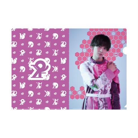【9bic 1'st Anniversary Live 〜現在を生きる王子様達の物語〜 Exhibition】クリアファイル creature(全7種類)