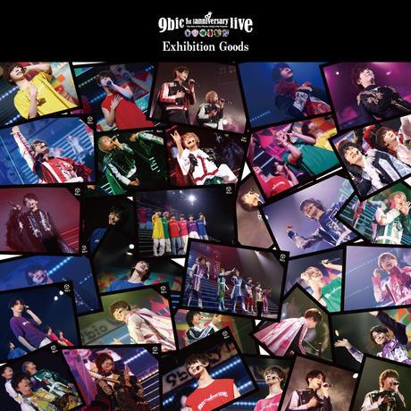 【9bic 1'st Anniversary Live 〜現在を生きる王子様達の物語〜 Exhibition】生写真vol.18(ランダム5枚入り)