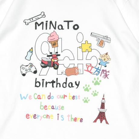【Kunugi Minato produce】Design tee