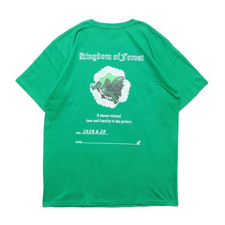 【9bic 1'st Anniversary Live 〜現在を生きる王子様達の物語〜】official tee(green)