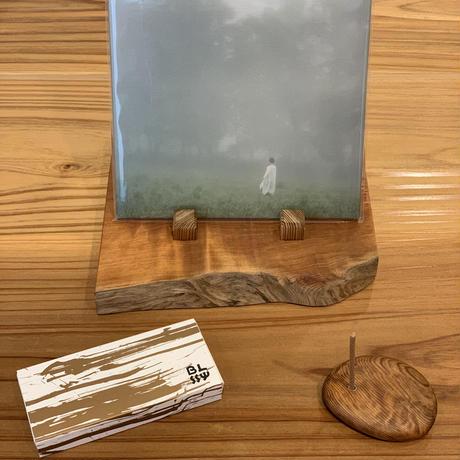 ハート スートラアルバム特典『屋久島のハートの祈り yakushima heart』