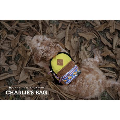 4013 CHARLIE'S BAG BLUE S チャーリーズバック ブルー S