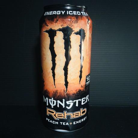 002 MONSTER ENERGY REHAB PEACH TEA