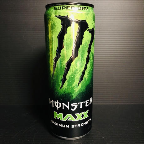 012 MONSTER ENERGY MAXX SUPER DRY