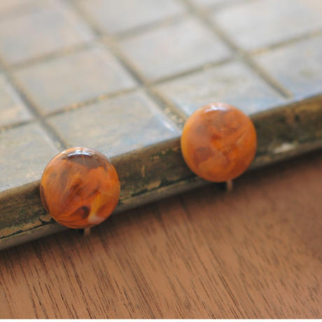 caramel earring