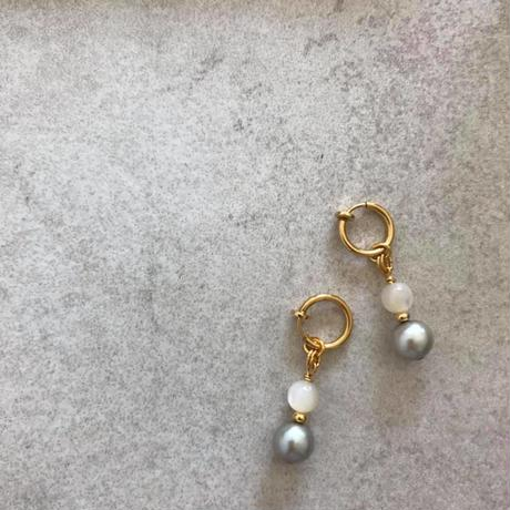 Spring pearl Earring
