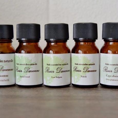 ロジェダベンヌ社の精油 ローズマリーシネオール