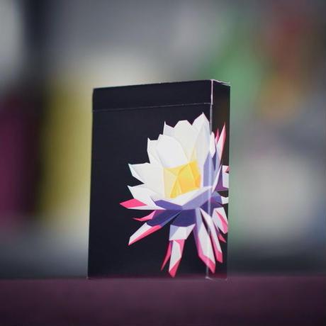 トランプ/花