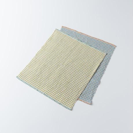 [itori]レース織りハンカチ