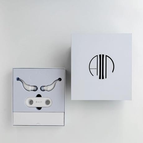 AIP EAR DEVIL [AP-TW55H White] 完全ワイヤレスイヤホン