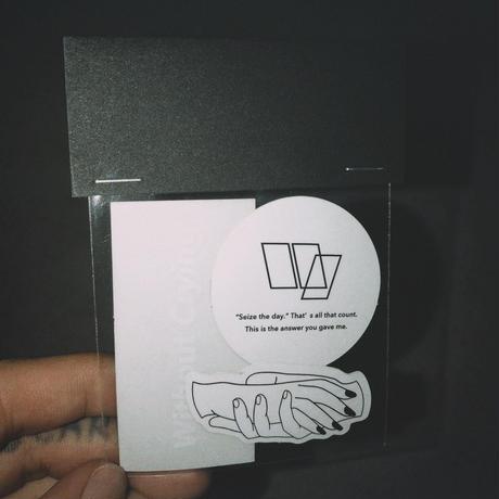 mini sticker set