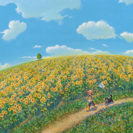 白石貴士・画集「あの日の彼方」