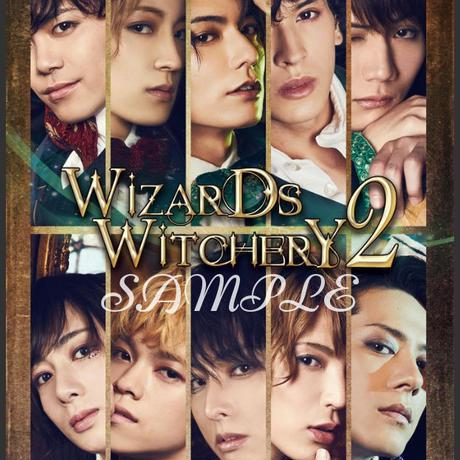 フォトブック「Wizards Witchery2」三冊 + ご希望キャスト2L写真 + 限定DVDセット