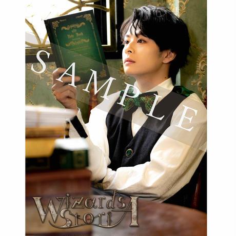 『Wizards Storia vol.1&2』個人ポスター(A2サイズ)