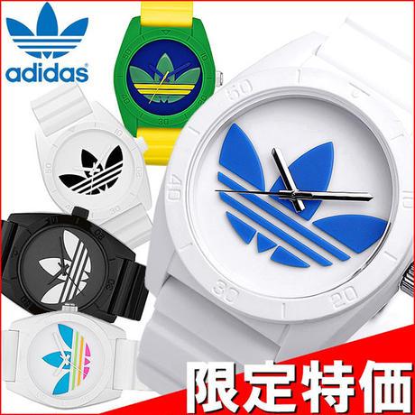 [激安・数量限定] ☆ 今月のピックアップアイテム ADIDAS アディダス 腕時計 サンティアゴ 2015 メンズ レディース ウオッチ