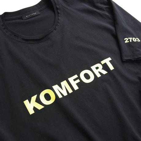 GRAPHIC T-SHIRT 'KOMFORT""