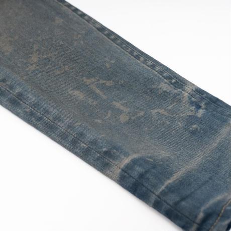 SKINNY PANTS / CHEMICAL WASH