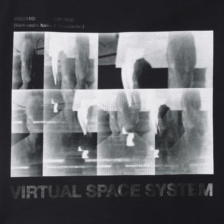 "GRAPHIC T-SHIRTS ""VIRTUAL SPACE SYSTEM"""