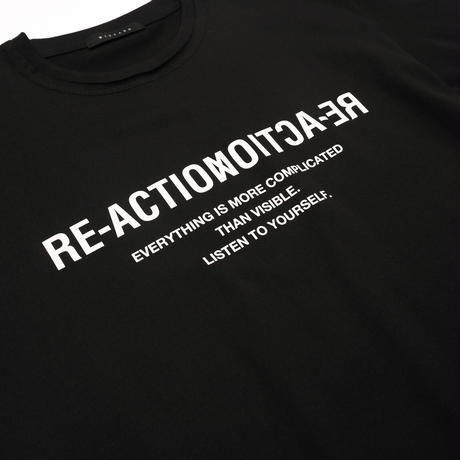 """GRAPHIC T-SHIRTS """"RE-ACTION"""""""