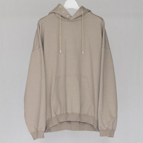 EMBROIDERY DAMAGE HOODIE
