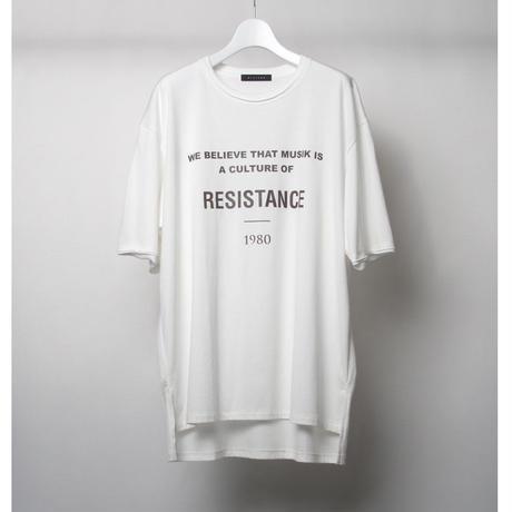 "GRAPHIC T-SHIRT ""RESISTANCE"""