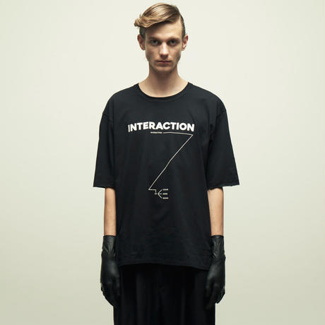 "PRINT CUTSEW  ""INTERACTION"""