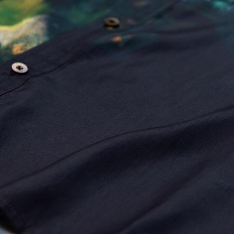 H/S PRINT SLIT SHIRTS